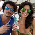 Allan Souza Lima e Helena Ranaldi terminaram o romance no final de 2015