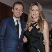 Mulher de Tiago Leifert planeja gravidez para 2017 e o elogia: 'Supermarido'