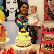 Preta Gil faz festa junina para celebrar 7 meses da neta, Sol de Maria. Fotos!