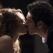 Novela 'Haja Coração': Beto se declara e beija Tancinha. 'Sonho todos os dias'
