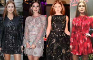 Marina Ruy Barbosa faz 21 anos com estilo e glamour. Veja 65 looks da atriz!