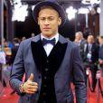 Neymar curtiu uma festa privê em hotel do Rio, após deixar um restaurante em carro cercado de mulheres, diz o colunista Leo Dias, do jornal 'O Dia', neste sábado, 25 de junho de 2016