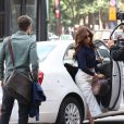Giovanna Antonelli e Rafael Cardoso gravaram em São Paulo a novela 'Sol Nascente', próxima trama das seis da TV Globo
