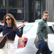 Giovanna Antonelli e Rafael Cardoso gravam a novela 'Sol Nascente' em SP. Fotos!