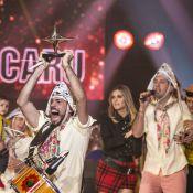 Fulô de Mandacaru vence 'SuperStar' com 70% dos votos e web vibra: 'Alma lavada'