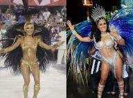 Claudia Leitte é trocada por angolana para ser rainha de bateria da Mocidade