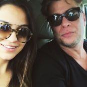 Fabio Assunção se declara para a namorada durante férias no Caribe: 'Te amo!'