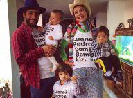 Luana Piovani fala de homossexualidade e diz: 'Não tenho medo de ter filho gay'