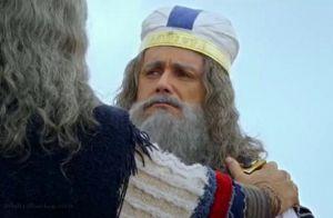 Arão morre em 'Os Dez Mandamentos - Nova Temporada' e comove web: 'Choro mesmo'
