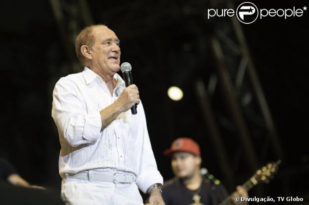 Renato Aragão vai sair da geladeira da Rede Globo e voltará às telinhas em dezembro