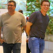 Boninho surge mais magro seis meses após redução de estômago. Compare!