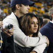 Mila Kunis e Ashton Kutcher serão pais de gêmeos: 'Sentindo-se abençoada'