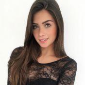 Flavia Pavanelli, ex-namorada de Biel, é dispensada da novela 'Malhação'