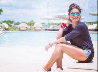 Juliana Paes admite que saiu da dieta nas férias: 'Batata-frita e cerveja'