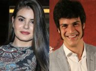 Camila Queiroz e Mateus Solano vão ser par romântico na novela 'Pega Ladrão'