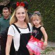 Eva, de 3 anos, é a filha caçula de Angélica e Luciano Huck