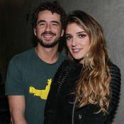 Rafa Brites está grávida do primeiro filho e Felipe Andreoli revela nome:'Rocco'