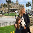 Luiza Valdetaro já é mãe de Maria Luíza, de 7 anos