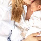 Luiza Valdetaro dá à luz Sophia em hospital de Londres: 'Fofíssima'