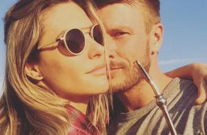 Fernanda Lima ganha declaração do marido, Rodrigo Hilbert, na web: 'Meu amor'