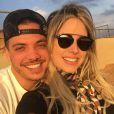 Thyane Dantas e Wesley Safadão planejam o casamento desde maio