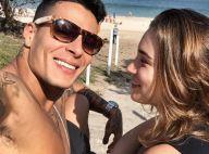 Marcela Fetter, clicada com Neymar em festa, está namorando atleta do Mahamudra