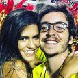 Antonia Morais namora o ator Wagner Santisteban há cerca de 9 meses