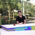 Rafael Cortez confunde Camila Pitanga com Taís Araújo no 'Vídeo Show' desta segunda-feira, 4 de julho de 2016