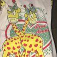 Ex-BBB Munik ganhou também um pijama de girafas: 'Quase não gosto, né?'