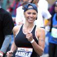 Pamela Anderson contou que os últimos 8 quilômetros da Maratona de Nova York foram os piores