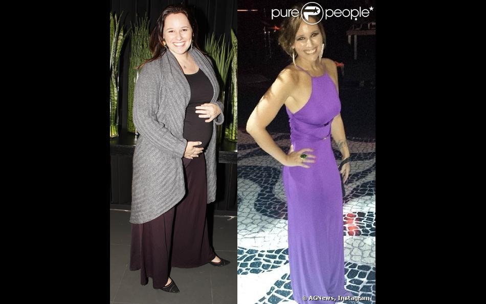 Mariana Belém é uma nova mulher. Depois de dois meses de dieta, a cantora enxugou 12 quilos e garante: 'Passo vontade, mas não fome', disse em entrevista ao Purepeople