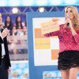 Ao falar sobre a atual namorada de Roberto Justus na brincadeira comandada pelo apresentador, Ticiane Pinheiro deseja que Ana Paula Siebert seja muito feliz: 'Que seja feliz como fui'