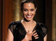 Angelina Jolie recebe Oscar honorário por trabalho com refugiados de guerra