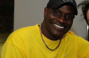 Ex-dançarino do É o Tchan, Jacaré vai atuar em seriado com Gloria Pires