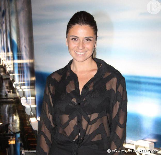 Aos 37 anos, Giovanna Antonelli viverá seu primeiro papel homossexual na TV em 2014