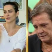 Fábio Jr. chora com Cleo Pires e se irrita com declaração de Mari Alexandre
