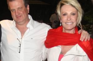 Ana Maria Braga assume namoro com empresário Mauro Bayout: 'Estamos felizes'