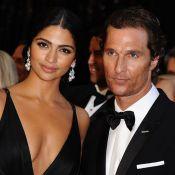 Matthew McConaughey revela o nome de seu 3º filho: Livingston Alves McConaughey