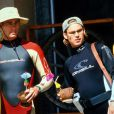 O ator Paul Walker estrelou a comédia 'Os Irmãos Id & Ota' com o ator Steve Van Wormer, em 1998