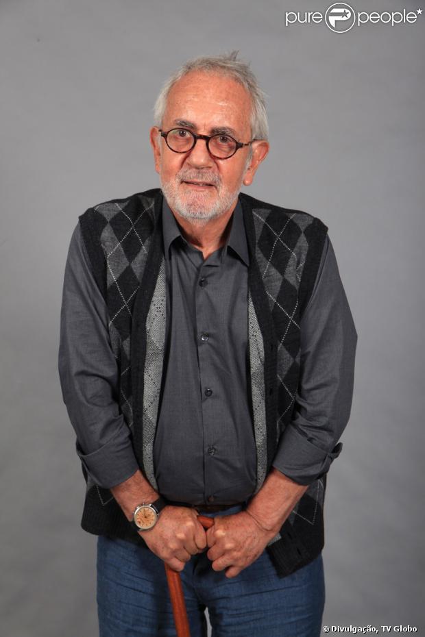 Com mal de Parkinson há 20 anos, Paulo José fez um verdadeiro desabafo em entrevista à revista 'Época': 'As pessoas mudaram comigo. Ficaram com pena. Isso nunca me incomodou. Sou um sobrevivente. Tenho de ser grato por isso. E sou'