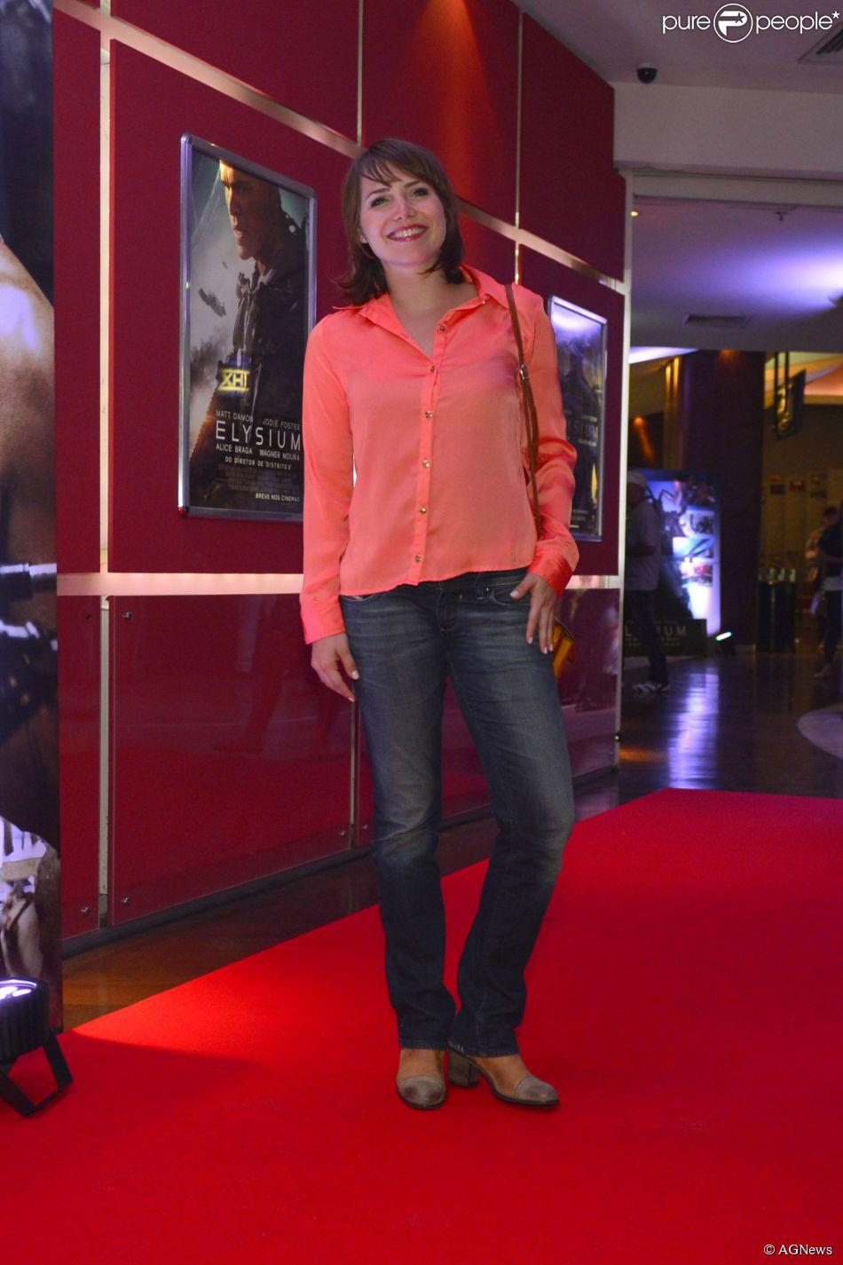 Letícia Colin ganhou destaque na novela 'Malhação' (2002) - Purepeople