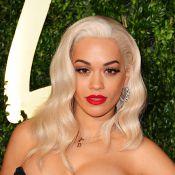 Rita Ora é confirmada como a irmã de Christian Grey em '50 Tons de Cinza'