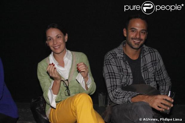 Carolina Ferraz e Marcelo Marins se separam no fim de dezembro de 2012