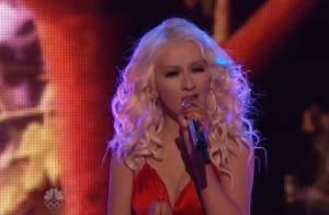 Christina Aguilera completa 33 anos, 40kg mais magra, após final do 'The Voice'