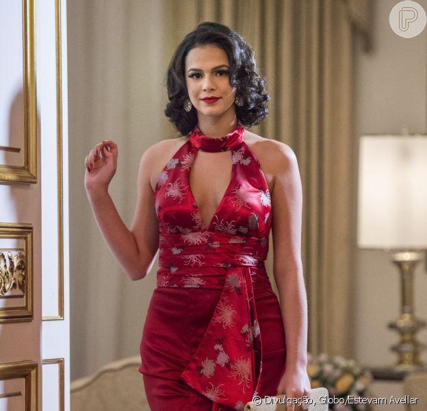 Bruna Marquezine aparece nua em cena vazada de série e Globo irá retirar cenas da internet, dia 03 de outubro de 2016