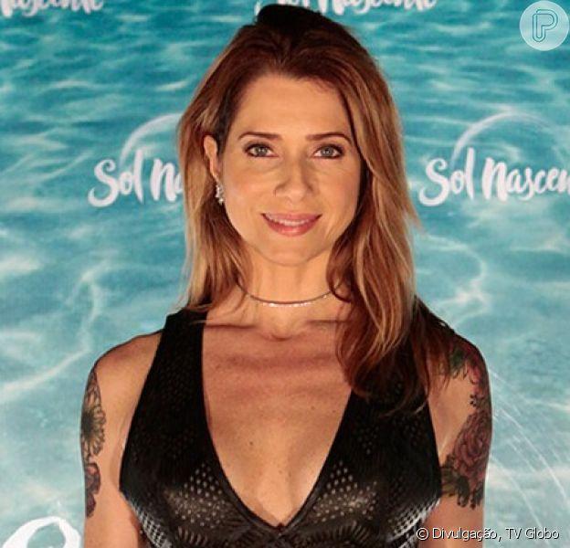 Leticia Spiller se separa do diretor de artes Lucas Loureiro após sete anos de relação