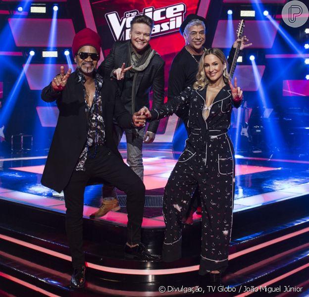 Web festeja beijo gay e dança de Lulu Santos e pede Ivete Sangalo no 'The Voice Brasil'. Estreia aconteceu nesta quarta-feira, 06 de outubro de 2016