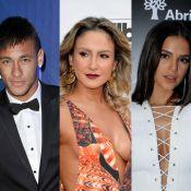 Neymar recebeu aulas de Claudia Leitte para gravar CD para Bruna Marquezine