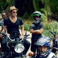 Brad Pitt estava longe dos filhos desde quando Angelina Jolie pediu o divórcio