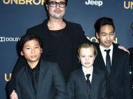 Brad Pitt vê filhos pela 1ª vez após separação de Angelina Jolie, diz revista